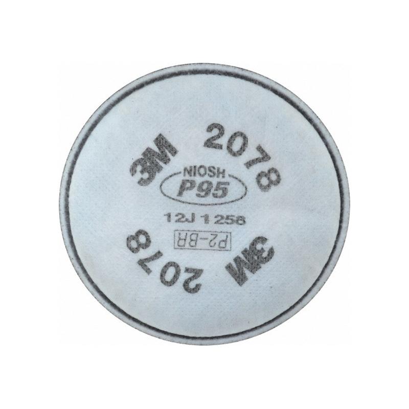 (AGOTADO) FILTRO 2078-P95 3M PAQ. C/2 PZ