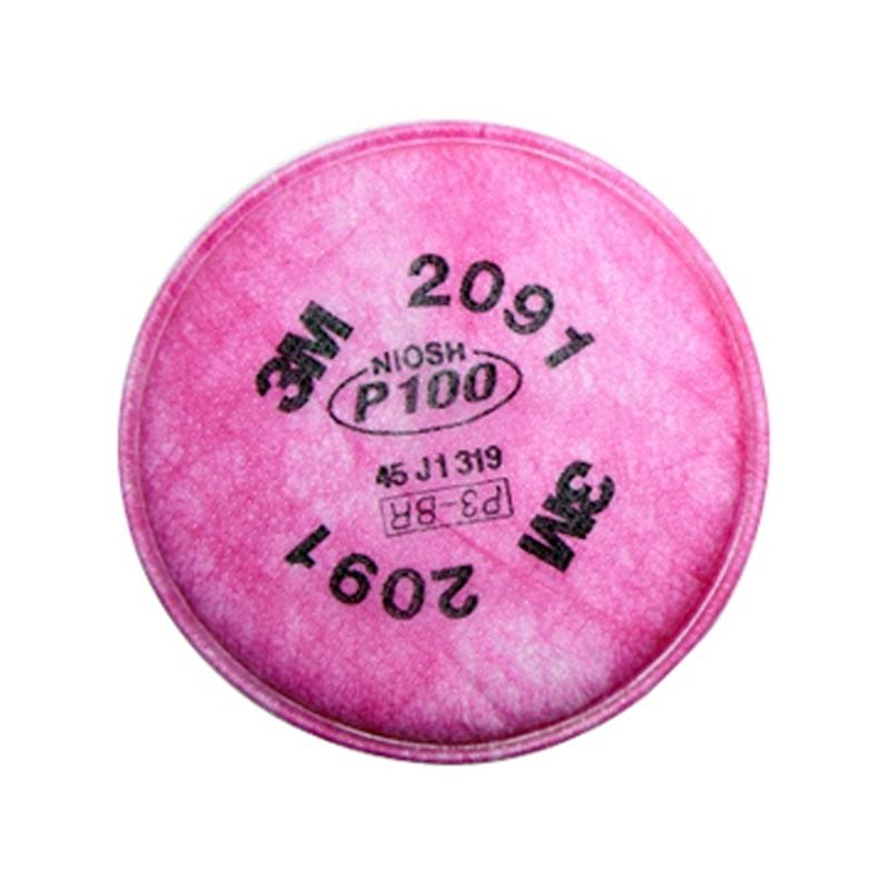(AGOTADO) FILTRO 2091-P100 3M PAQ. C/2 PZ