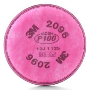 (AGOTADO) FILTRO 2096-P100 3M PAQ. C/2 PZ