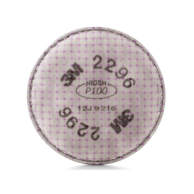 (AGOTADO) FILTRO 2296-P100 3M PAQ. C/2 PZ