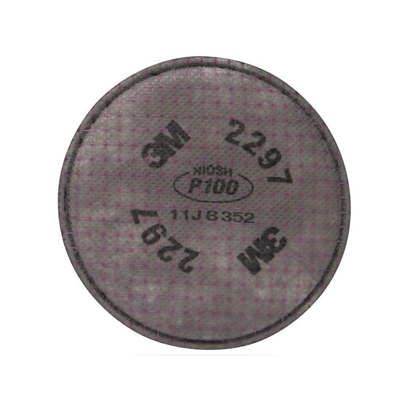 (AGOTADO) FILTRO 2297-P100 3M PAQ. C/2 PZ