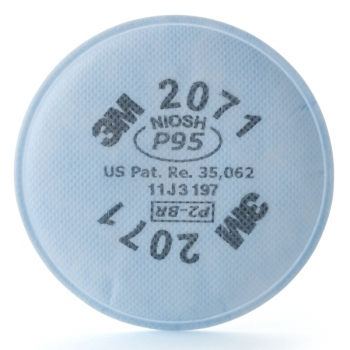 FILTRO 2071-P95 3M PAQ. C/2 PZ
